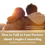 How to Talk About Couples Therapy With Your Partner