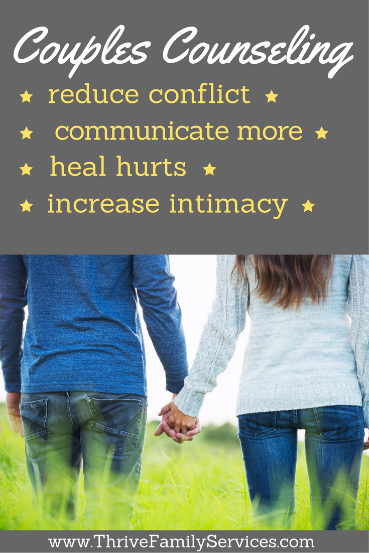 marriage and counseling Our counselors can walk with you through a variety of relationship challenges  we provide a safe place for processing relationship issues, including the.