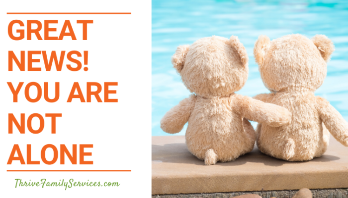 Great News! You are NOT alone | Centennial Colorado Anxiety Therapy
