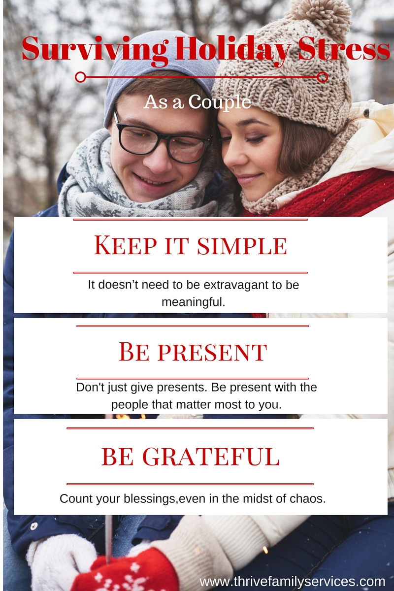 survive holiday stress, Greenwood Village couples counseling