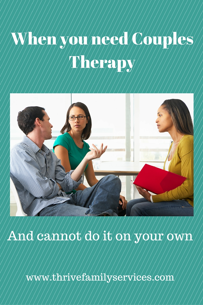 Do We Need Couples Therapy? - Greenwood Village Couples ...