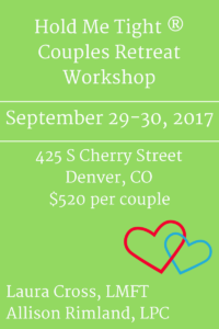 Denver couples retreat, Denver marriage counseling