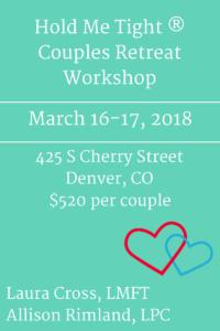 Denver couples retreat, Denver couples workshop
