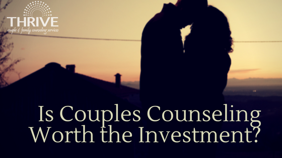 counseling worth investment, best Centennial marriage counselor