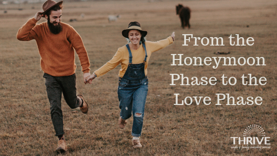 honeymoon phase, Denver couples therapist