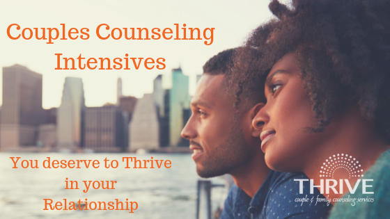 Couples counseling intensives, Denver couples counselor