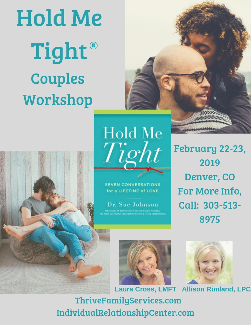 Denver Couples Retreat, Hold Me Tight