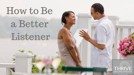 better listener